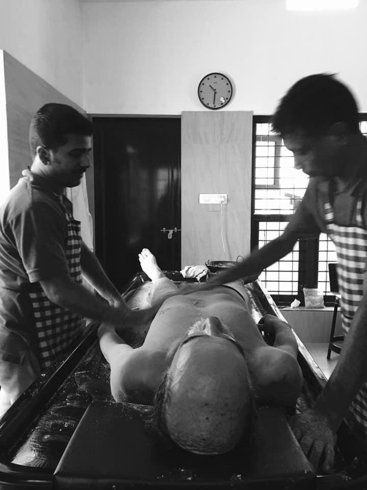 Ayurvedic Massage - Ayurvedic Oil
